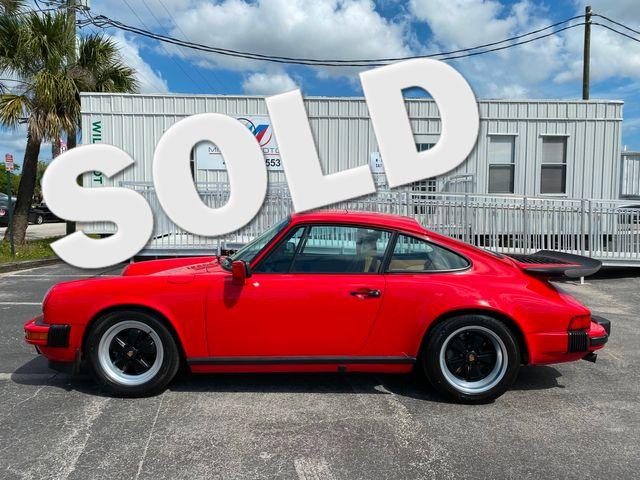 1989 Porsche 911 Carrera Longwood, FL