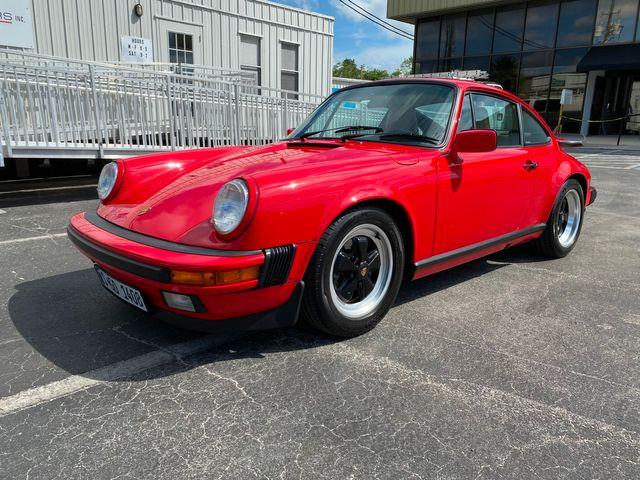 1989 Porsche 911 Carrera Longwood, FL 17
