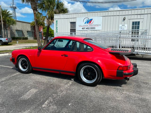 1989 Porsche 911 Carrera Longwood, FL 2