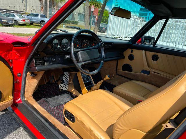 1989 Porsche 911 Carrera Longwood, FL 21