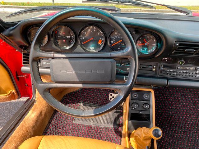 1989 Porsche 911 Carrera Longwood, FL 24