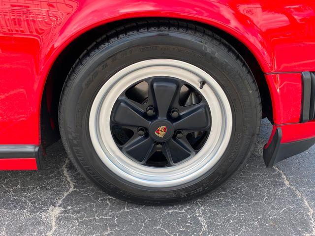 1989 Porsche 911 Carrera Longwood, FL 37