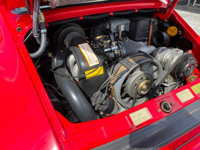 1989 Porsche 911 Carrera Longwood, FL 48