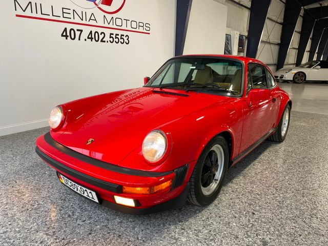 1989 Porsche 911 Carrera Longwood, FL 13