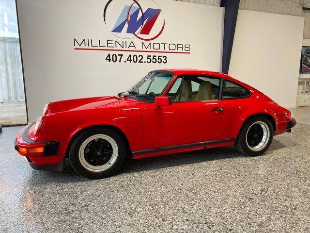 1989 Porsche 911 Carrera Longwood, FL 15