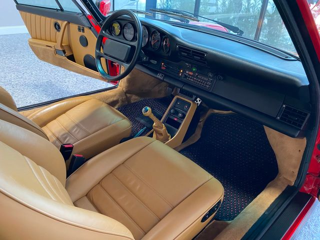 1989 Porsche 911 Carrera Longwood, FL 20