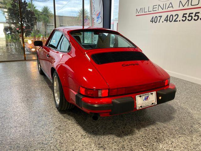 1989 Porsche 911 Carrera Longwood, FL 3