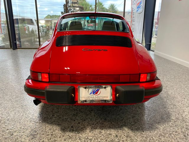 1989 Porsche 911 Carrera Longwood, FL 5