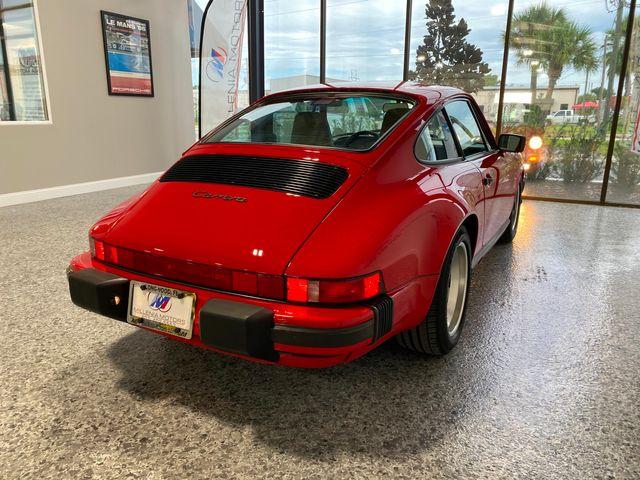 1989 Porsche 911 Carrera Longwood, FL 6