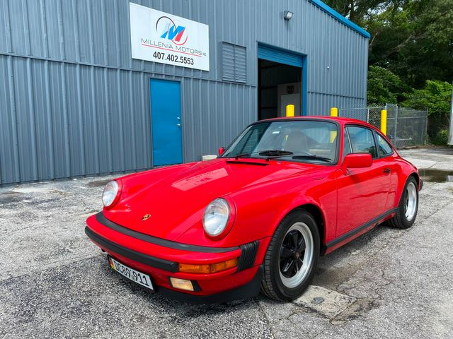 1989 Porsche 911 Carrera Longwood, FL 60
