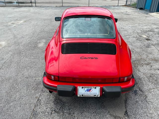 1989 Porsche 911 Carrera Longwood, FL 51