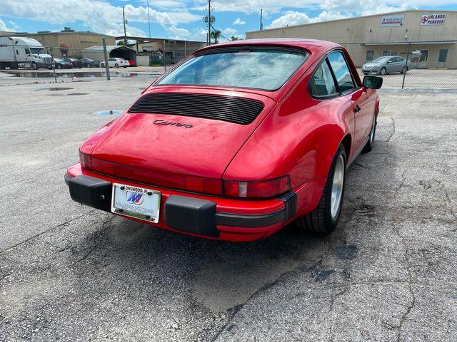 1989 Porsche 911 Carrera Longwood, FL 52