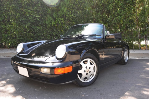 1990 Porsche 911 Carrera 2 Cabriolet, Super Clean, Low Miles! in , California