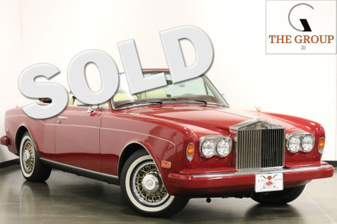 1989 Rolls-Royce Corniche II Drophead Coupe Unrestored Orignial Car in Mansfield