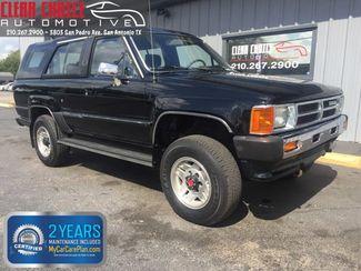 1989 Toyota 4Runner DLX in San Antonio, TX 78212