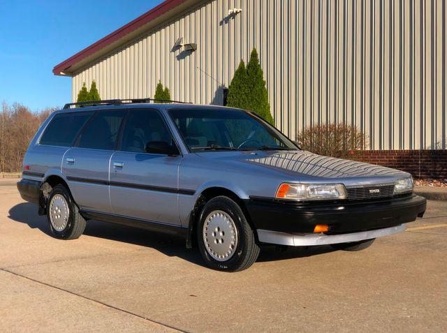 1989 Toyota Camry DLX ECT