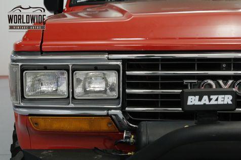 1989 Toyota LAND CRUISER CLEAN, AUTO, RARE | Denver, CO | Worldwide Vintage Autos in Denver, CO
