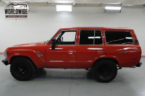 1989 Toyota LAND CRUISER CLEAN, AUTO, RARE (VIP)   Denver, CO   Worldwide Vintage Autos in Denver, CO