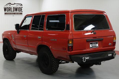 1989 Toyota LAND CRUISER CLEAN, AUTO, RARE (VIP) | Denver, CO | Worldwide Vintage Autos in Denver, CO