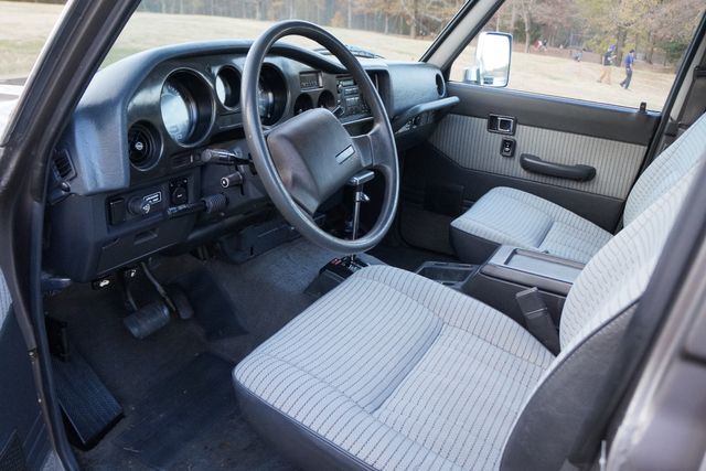 1989 Toyota Land Cruiser FJ62 Memphis, Tennessee 22