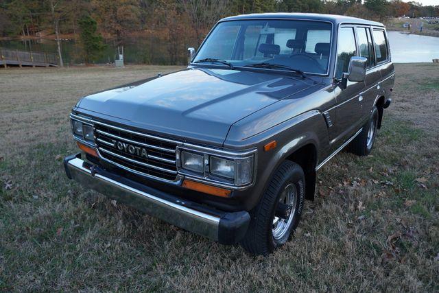 1989 Toyota Land Cruiser FJ62 Memphis, Tennessee 2