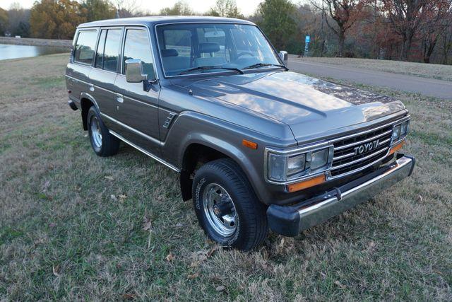1989 Toyota Land Cruiser FJ62 Memphis, Tennessee 4