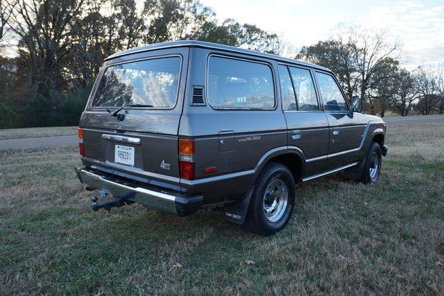 1989 Toyota Land Cruiser FJ62 Memphis, Tennessee 5