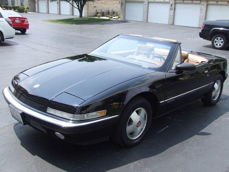 1990 Buick Reatta  | Mokena, Illinois | Classic Cars America LLC in Mokena Illinois