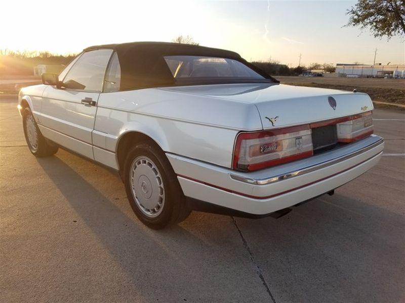 1990 Cadillac Allante Convertible in Rowlett, Texas