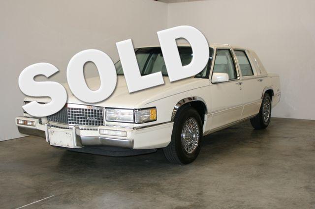 1990 Cadillac Deville Houston, Texas