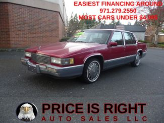 1990 Cadillac Deville in Portland OR, 97230