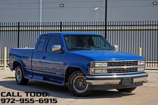 1990 Chevrolet 1500 EXT Silverado 350 V8 W/ Conversion in Plano, TX 75093
