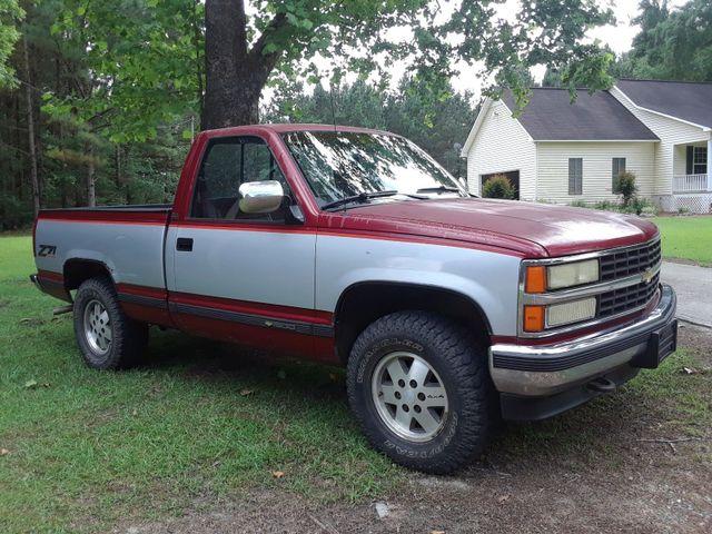 1990 Chevrolet 1500 Work Pickups Z71