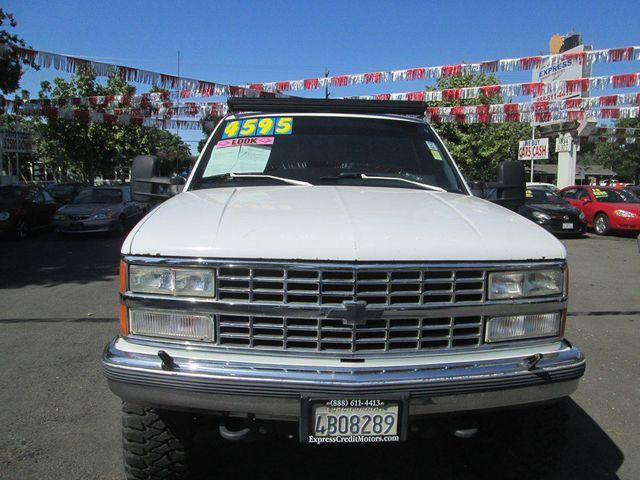 1990 Chevrolet 2500 Pickups K2500