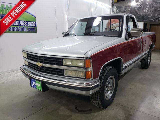 1990 Chevrolet C3500 1 Ton 454 60,000 Miles Silverado