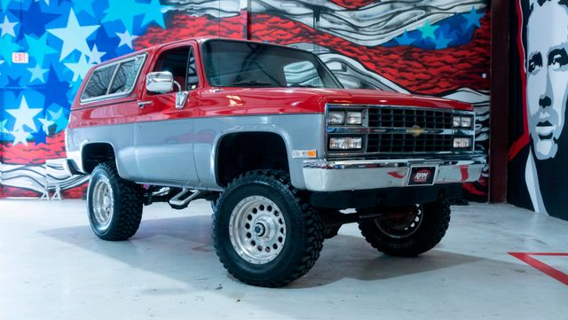 1990 Chevrolet Blazer Lifted with Upgrades in Dallas, TX 75229