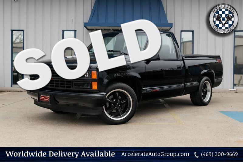 1990 Chevrolet C/K 1500 454 SS in Rowlett Texas