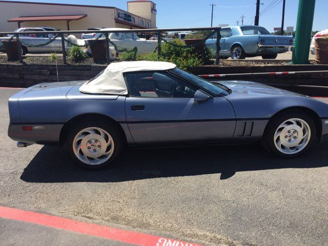 1990 Chevrolet Corvette in Boerne, Texas 78006