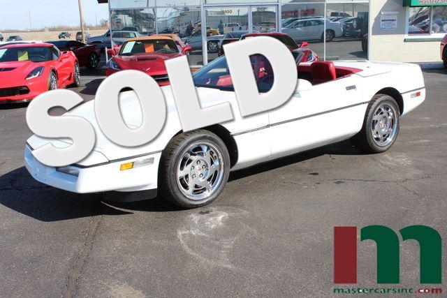 1990 Chevrolet Corvette Roadster | Granite City, Illinois | MasterCars Company Inc. in Granite City Illinois