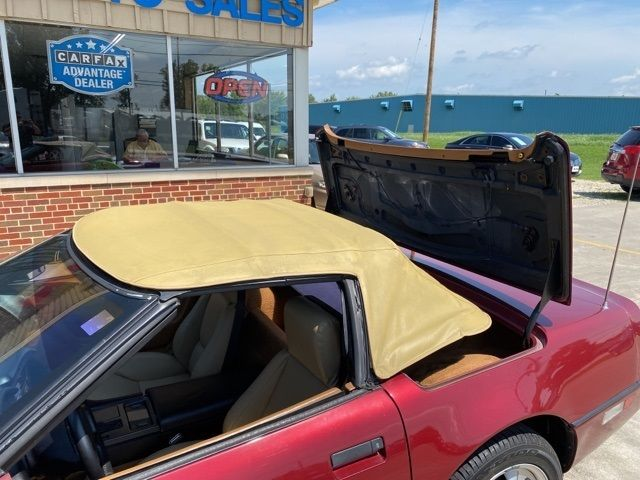 1990 Chevrolet Corvette Base in Medina, OHIO 44256