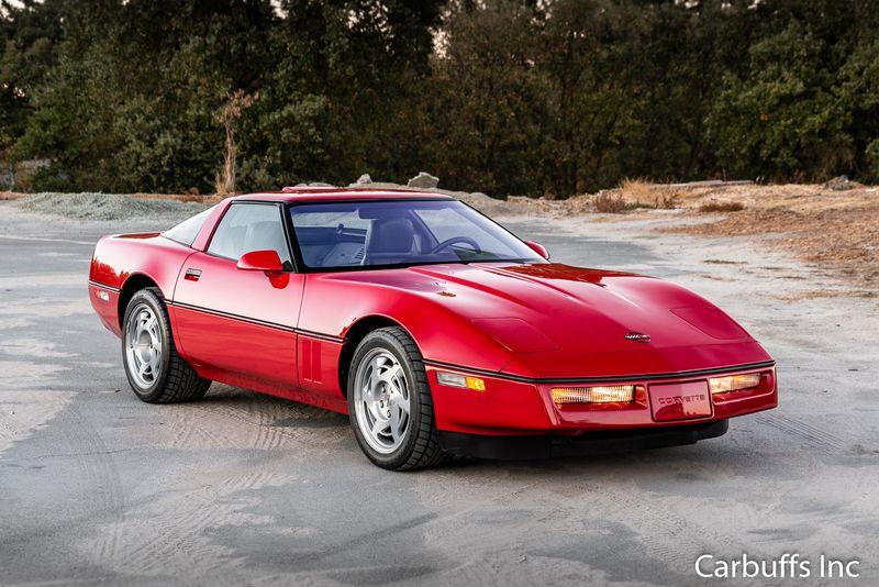 1990 Chevrolet Corvette ZR-1  | Concord, CA | Carbuffs in Concord, CA