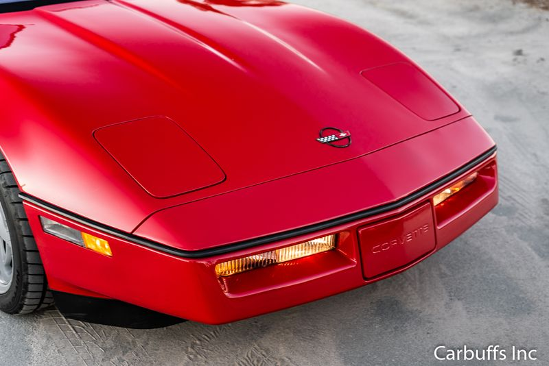1990 Chevrolet Corvette ZR-1  | Concord, CA | Carbuffs in Concord, CA