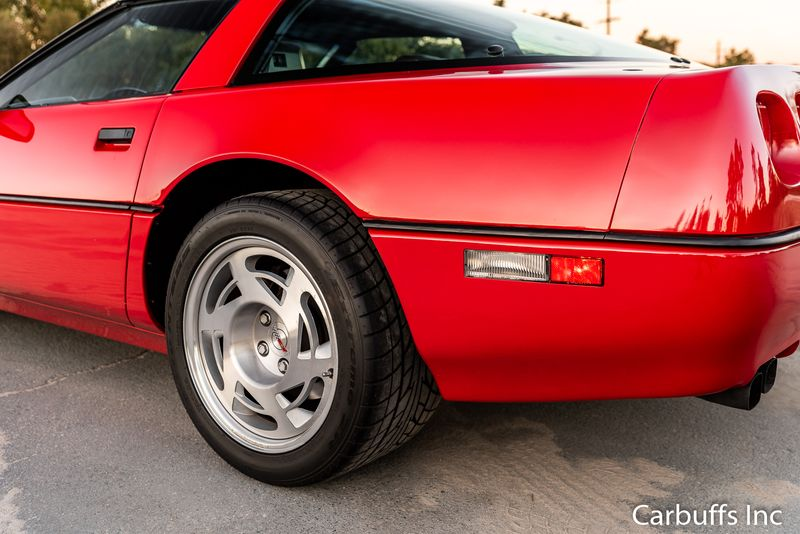 1990 Chevrolet Corvette ZR-1    Concord, CA   Carbuffs in Concord, CA