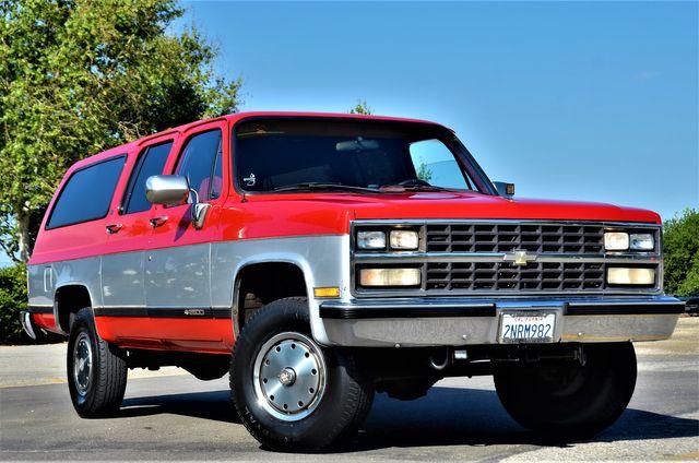 1990 Chevrolet Suburban V2500
