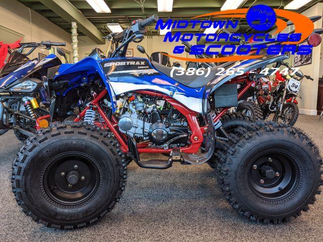 2020 Daix Dynamo Sport Bolt Quad 125cc