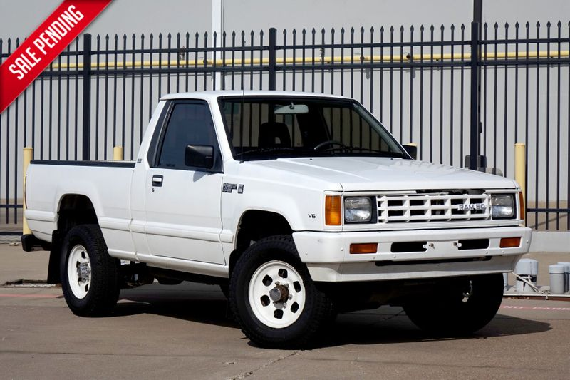 1990 Dodge Ram 50 LE | Plano, TX | Carrick's Autos in Plano TX