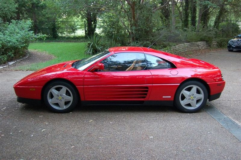 1990 Ferrari 348TS BEAUTIFUL, NO ISSUES, ONLY 28K MILES in Rowlett, Texas