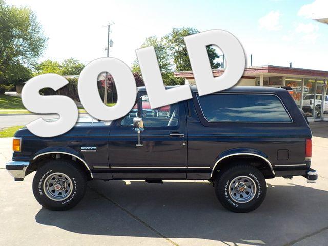 1990 Ford Bronco Fayetteville , Arkansas