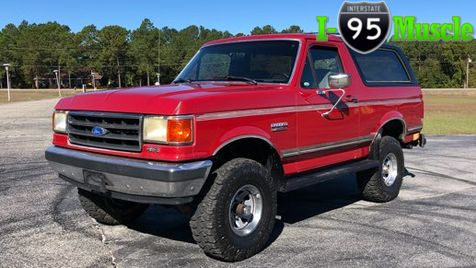 1990 Ford Bronco V8 4x4  in Hope Mills, NC