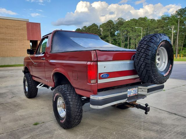 1990 Ford Bronco XLT 4x4 in Hope Mills, NC 28348